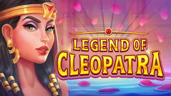 legend of cleopatra - slot online - Betrebels