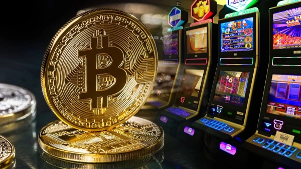 bitcoin slot machine