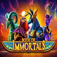 book of immortals - slot machine non aams
